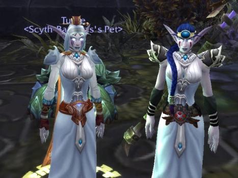 Mooncloth Robes